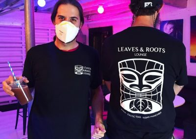 Leaves and Roots T-Shirt